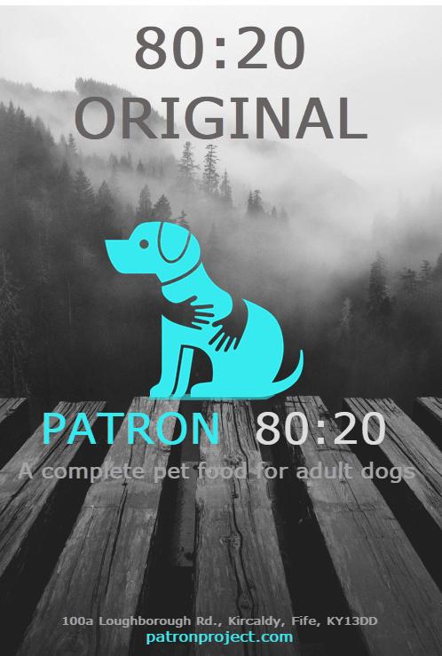 Patron 80:20